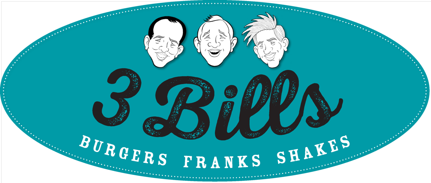 3bills oval logo