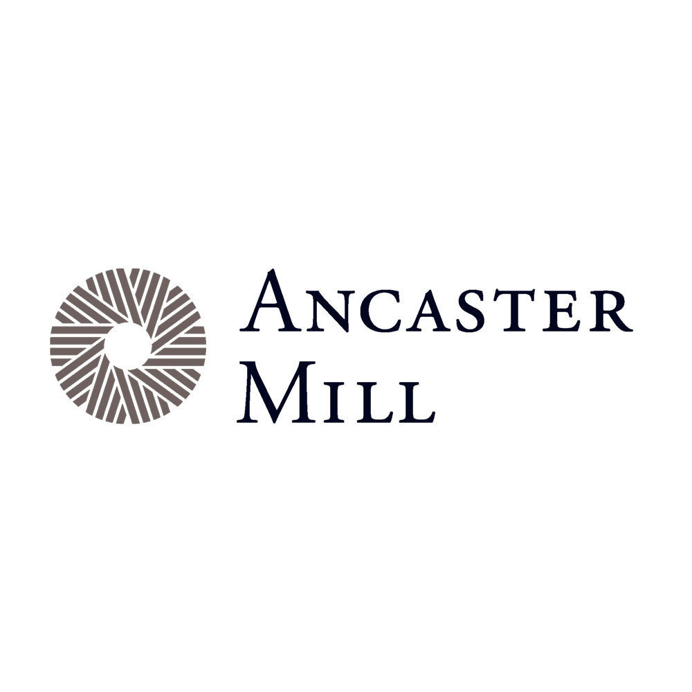 Ancaster mill logo frolicemail